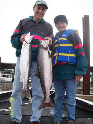 Steelhead Fishing Willamette River